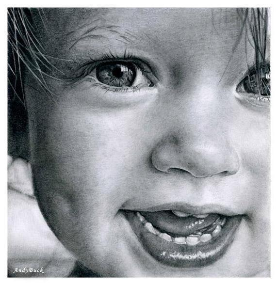 черно-белое, дети, улыбка
