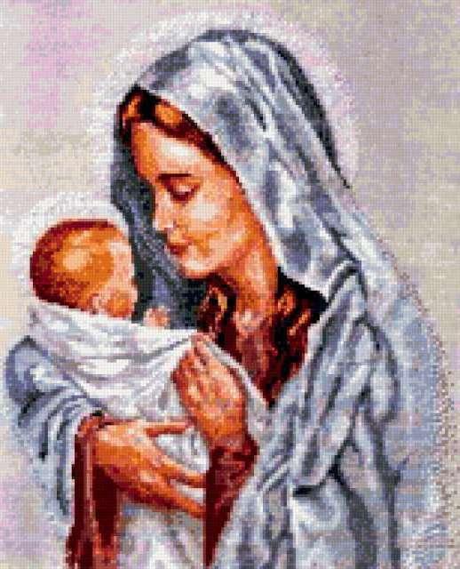 Счастливая мать, предпросмотр