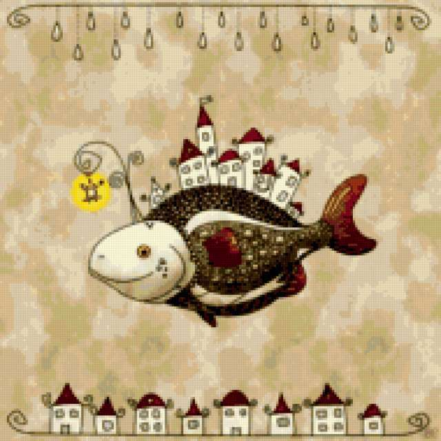 Рыба, предпросмотр