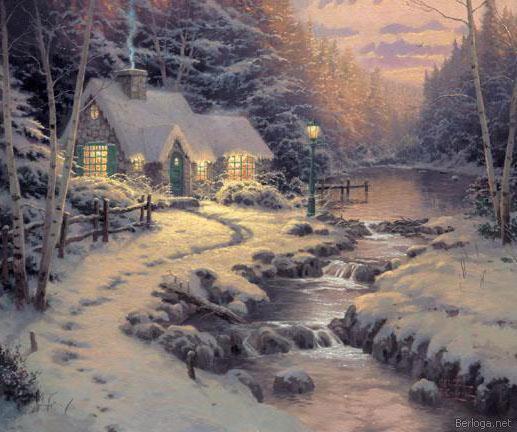 Зимушка-зима,