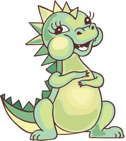 Динозаврик, динозавры