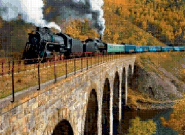 Поезд, предпросмотр