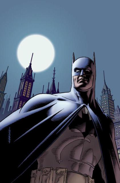 Бетмен, оригинал