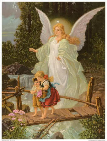 Ангел-хранитель, оригинал