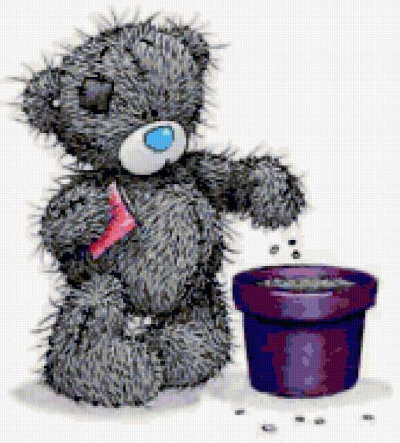 Teddy me yo you, предпросмотр