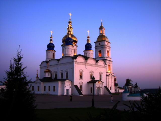 Тобольский кремль, оригинал