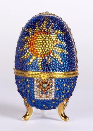 Пасхальное яйцо, картина