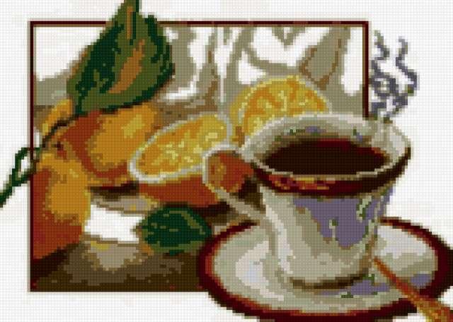 Кофе с лимоном, предпросмотр