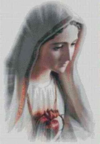 Дева Мария, дева мария,