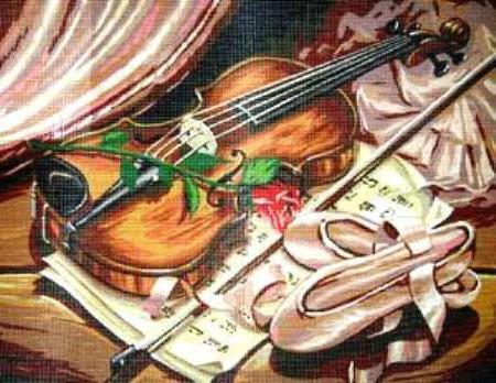 Скрипка, скрипка, музыкальные