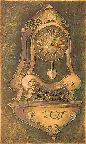 Настенные часы, оригинал