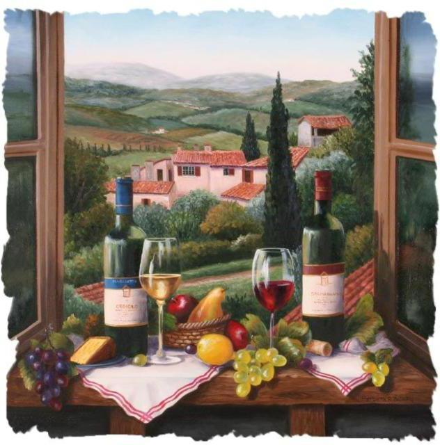 Вино и виноград, вино,