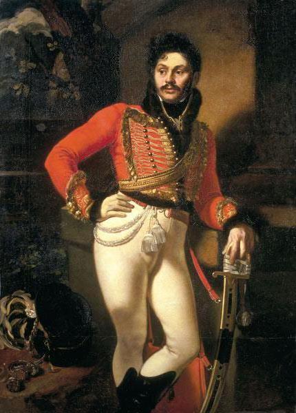 Ржевский, солдат, ретро