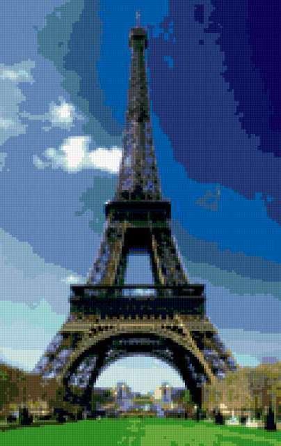 Город мечты -Париж