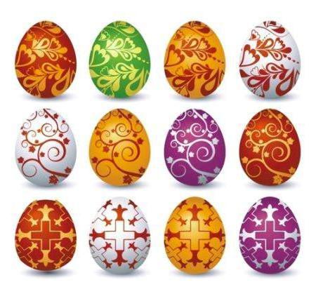 Пасхальные яйца, оригинал