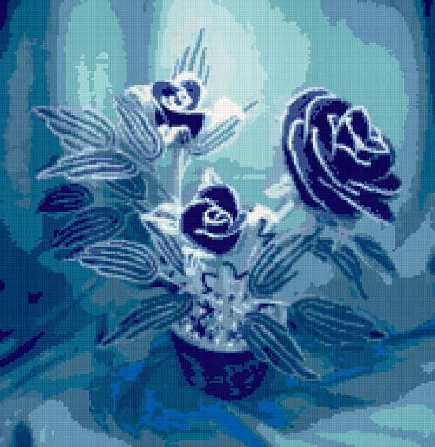 Букет роз из бисера Царство рукоделия.  Бисероплетение - Своими руками.  Клуб мастеров и мастериц. скачать схема...