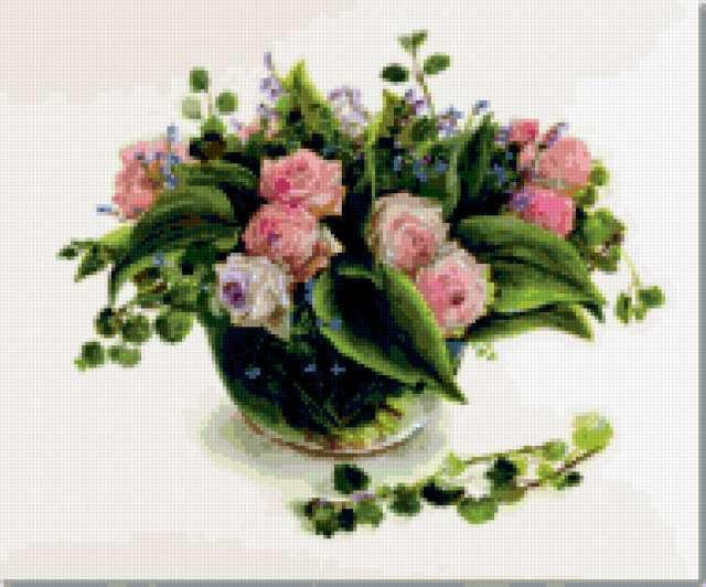 Фуджико,розовые розы