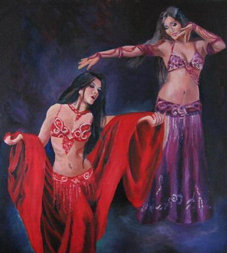 Танец живота, оригинал
