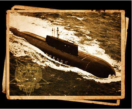 Подводная лодка старое фото,