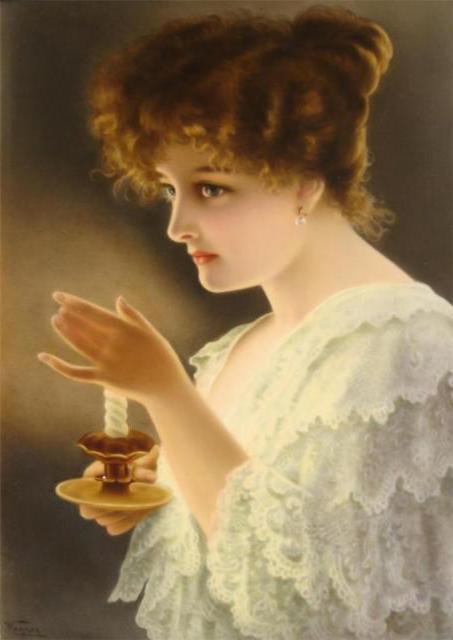 Женский портрет, оригинал