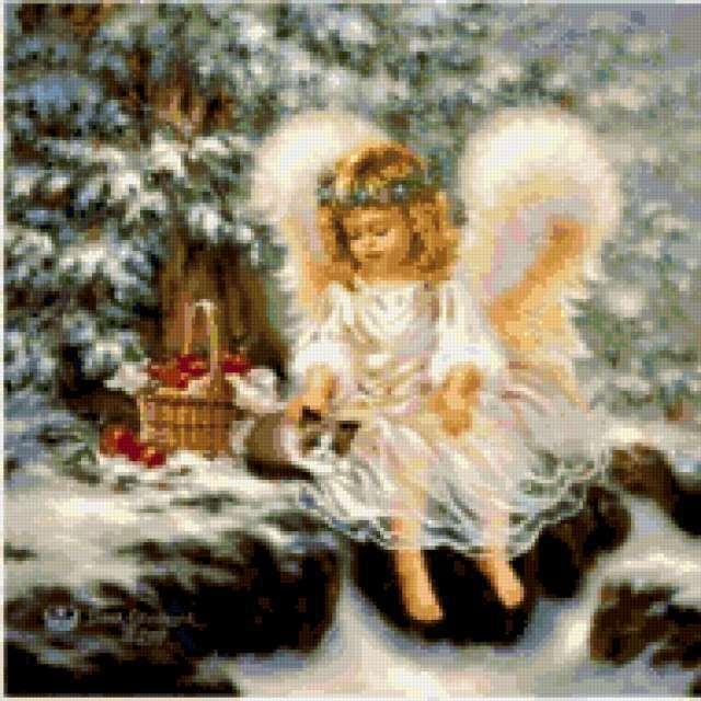Маленький ангел, предпросмотр