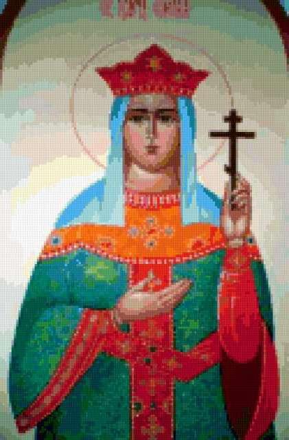Святая царица Елена, елена,