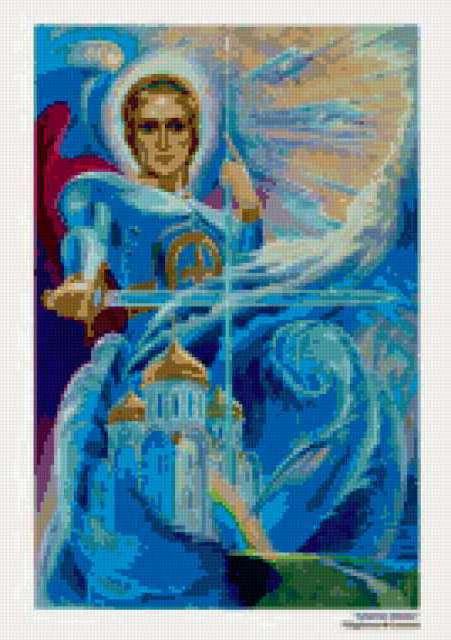 Архангел Михаил, михаил, образ