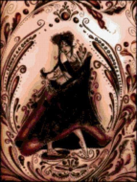 Танцовщица, предпросмотр
