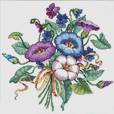 Вьюнок, вьюнок, цветы, красота