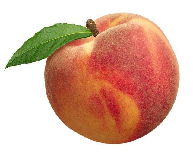 Спелый персик, оригинал