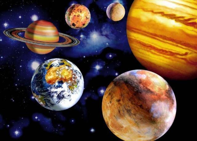 Солнечная система, оригинал