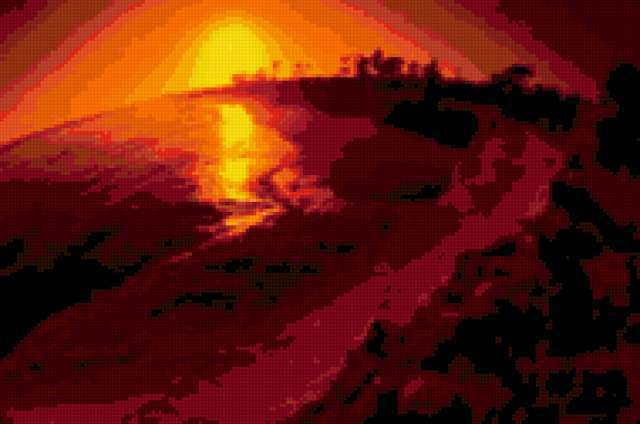 Закат, предпросмотр