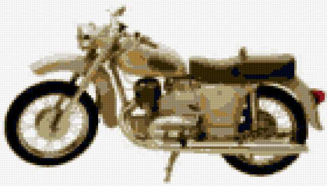 Мотоцикл ИЖ, мотоцикл