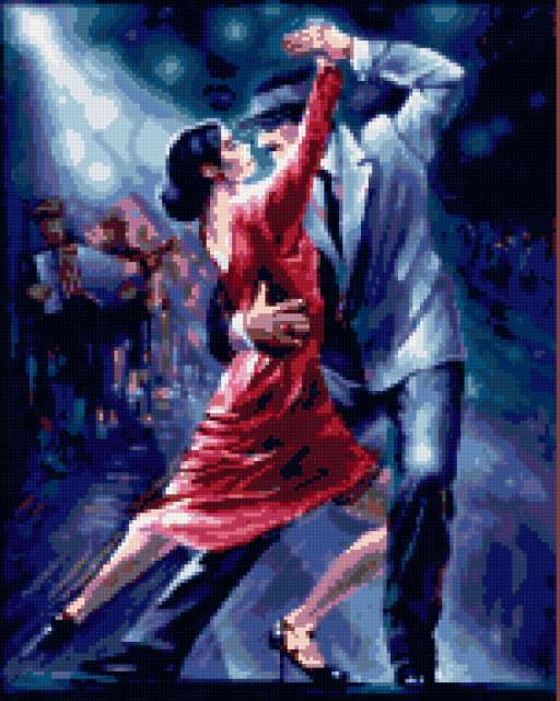 Ночное танго, предпросмотр