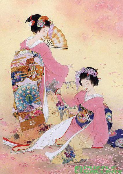 Японские девушки, япония