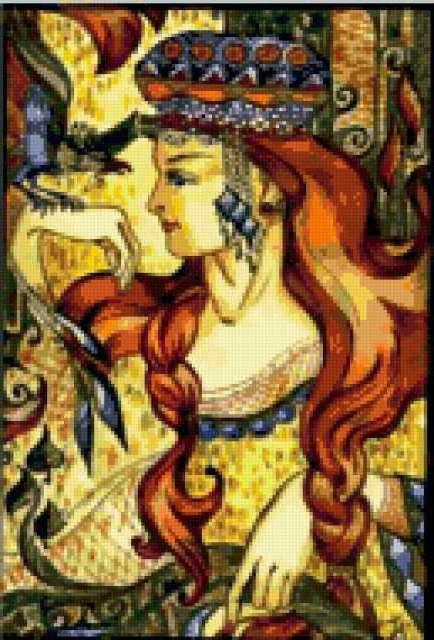 ЛАДА - славянская богиня