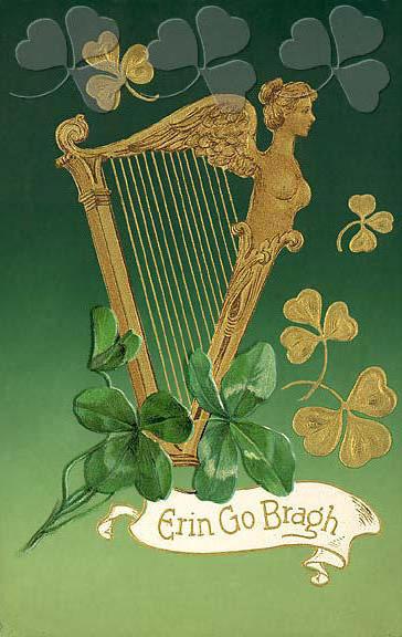 Символы Ирландии., оригинал