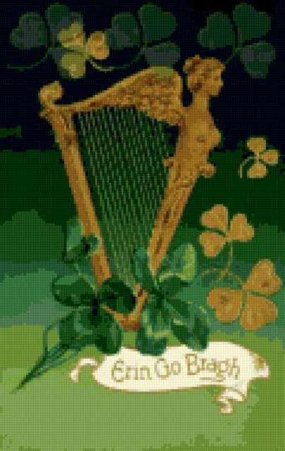 Символы Ирландии.