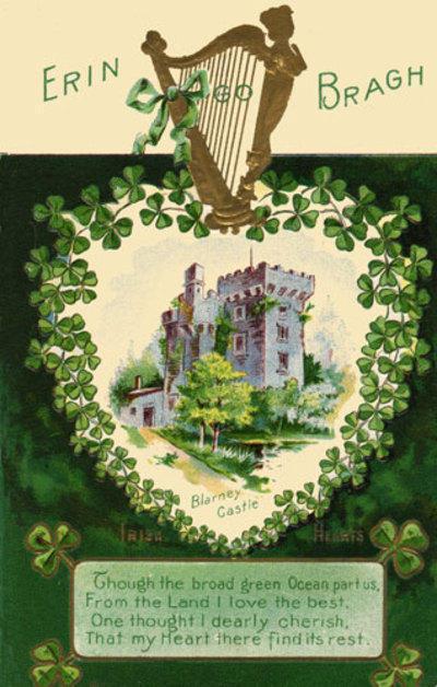 Символы Ирландии, оригинал