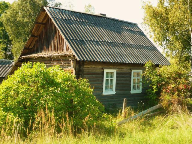 Домик в деревне, домик,