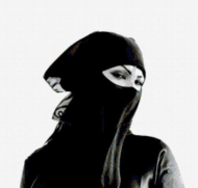 Мусульманка, предпросмотр