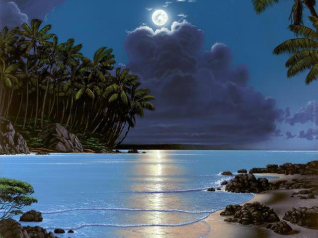 Серия - далекие острова...