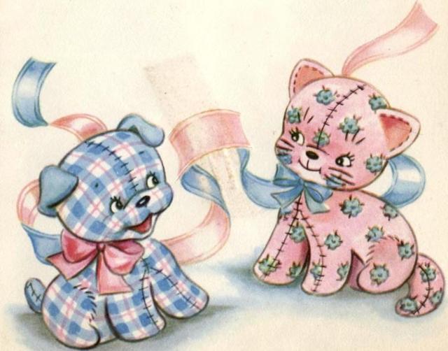 Детская игрушка схема вязания