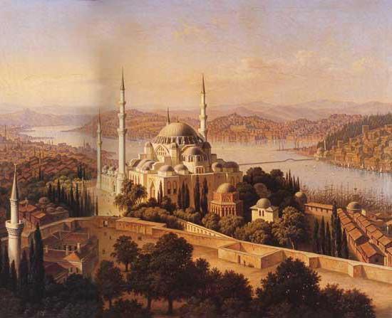 ISTANBUL, kartina