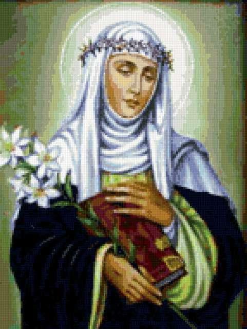 Святая Екатерина, католическая
