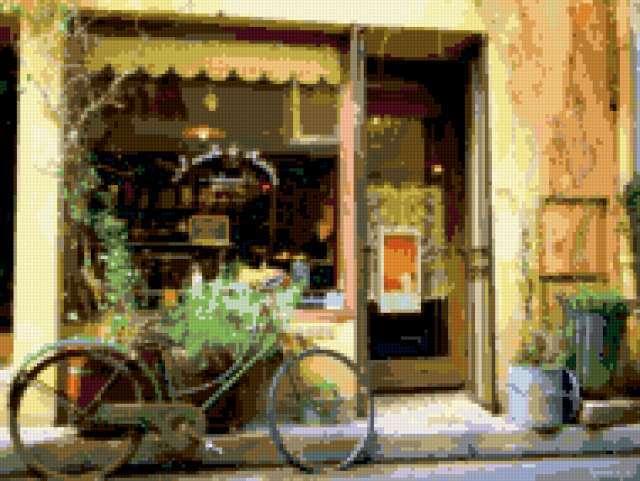 Старый магазин, предпросмотр