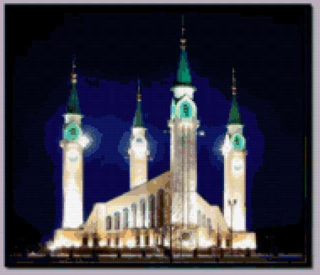 Мечеть, предпросмотр