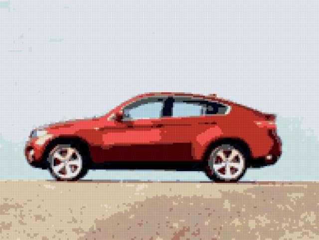 BMW X6, предпросмотр