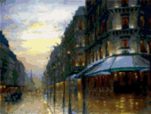 Париж. импрессионисты