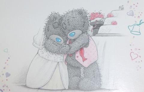 Wedding Bears, teddy